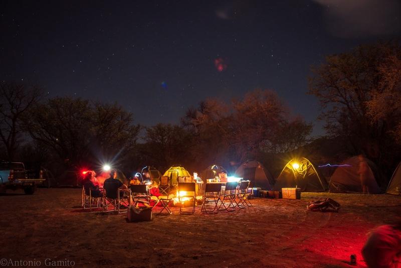 9 Day Skydive Safari Namibia